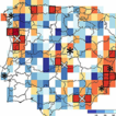 Assessing spatial and temporal biases ...
