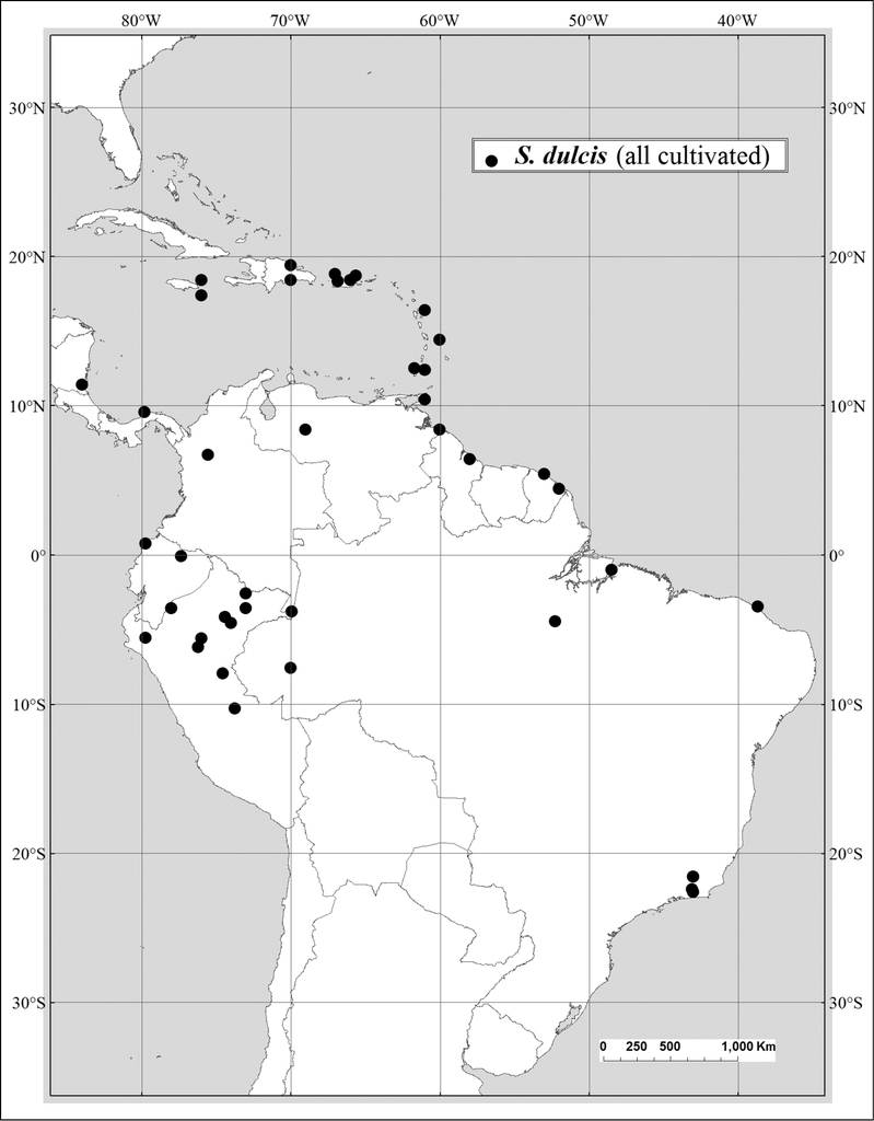 A revision of Spondias L. (Anacardiaceae) in the Neotropics