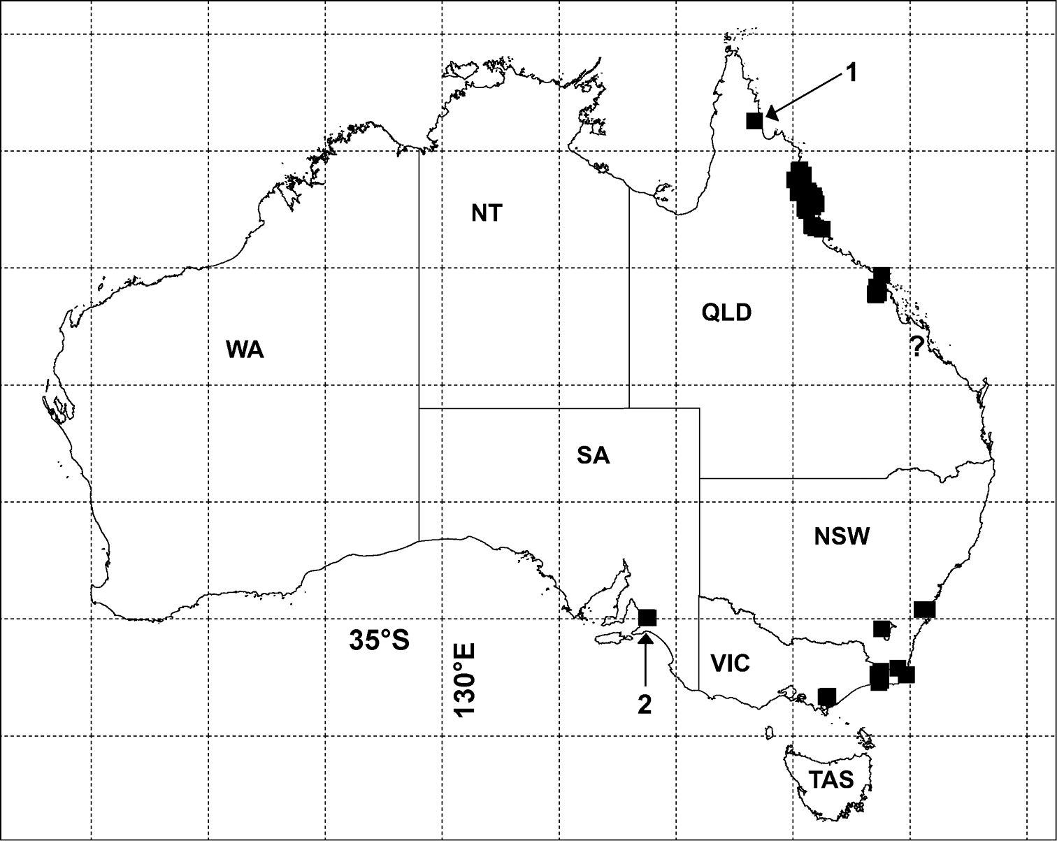 New Species Of Agathodesmus Silvestri 1910 From Australia Niion Ordo Black The Wide Gaps In Genus Distribution Map Suggest To Me That More Remain Be Discovered Especially Wetter Mountain Forests South